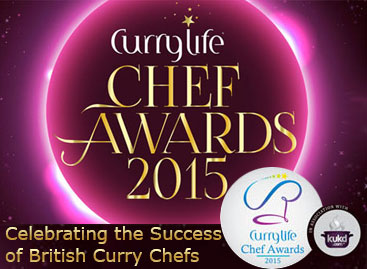 Curry Life Award 2015